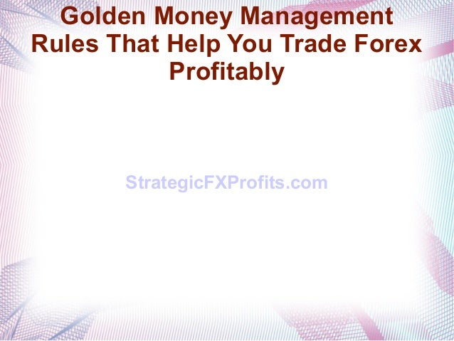 G a management forex
