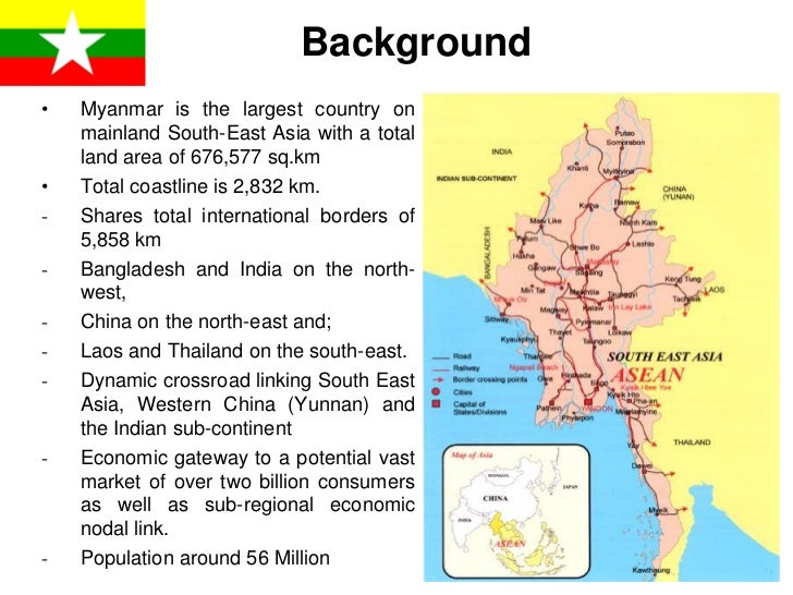 Business Opportunities in Myanmar  Slide 2
