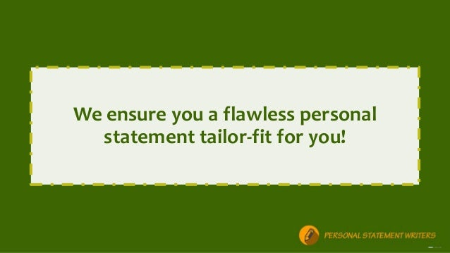 Personal statement writers word limit check