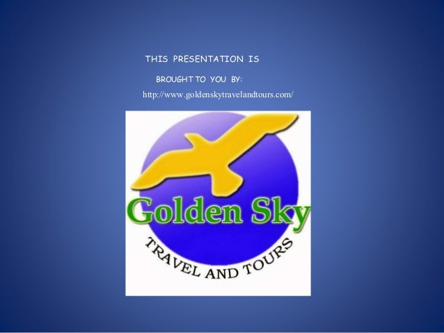 Golden Sky Travel And Tours Philippines