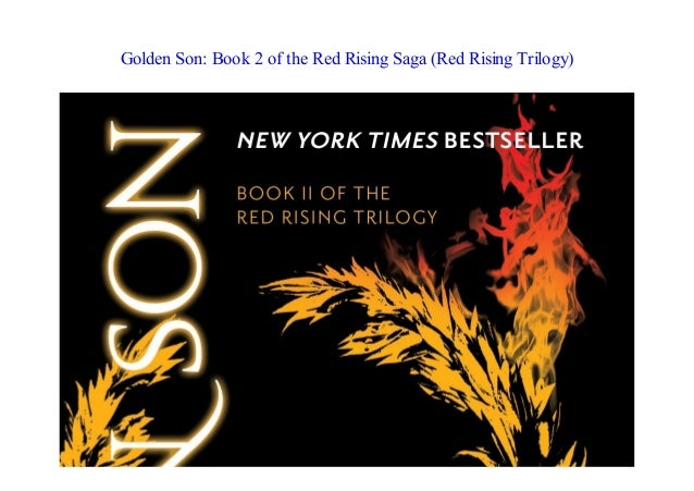Red Rising Book Pdf