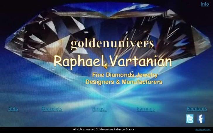 Info                              Fine Diamonds Jewelry                            Designers & ManufacturersSets   Bracele...