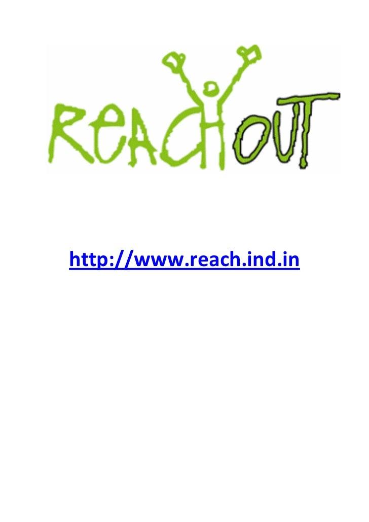 http://www.reach.ind.in