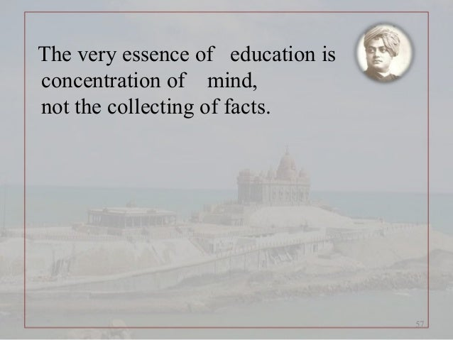 Quotes Of Swami Vivekananda