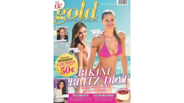 gold im Juni 2015 – das STAR-MAGAZIN von Netto Marken-Discount