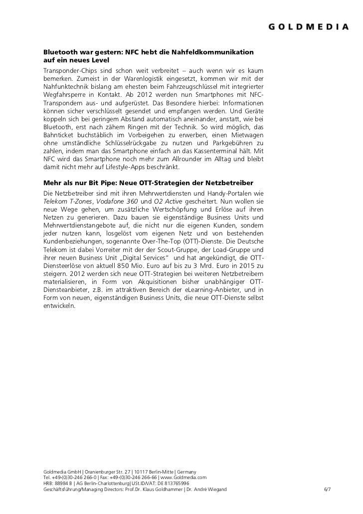 Bluetooth war gestern: NFC hebt die Nahfeldkommunikationauf ein neues LevelTransponder-Chips sind schon weit verbreitet – ...
