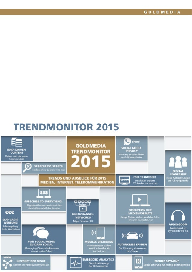 Trendmonitor 2015