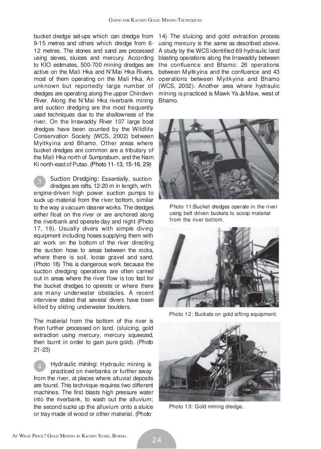 gold rush no crane, no gain