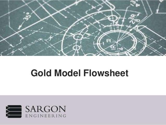 Gold Model Flowsheet