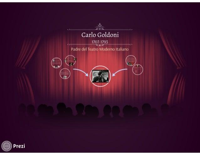 w.  4.2.4 4:;  E 4..   Carlo Goldoni  170_7;1793  Padre del Teatro Moderno Italiano