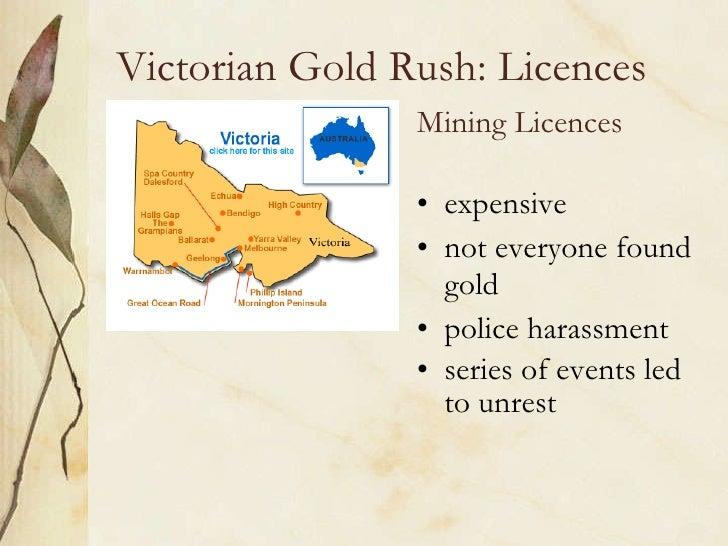 Gold Rush Australia Chinese Miners