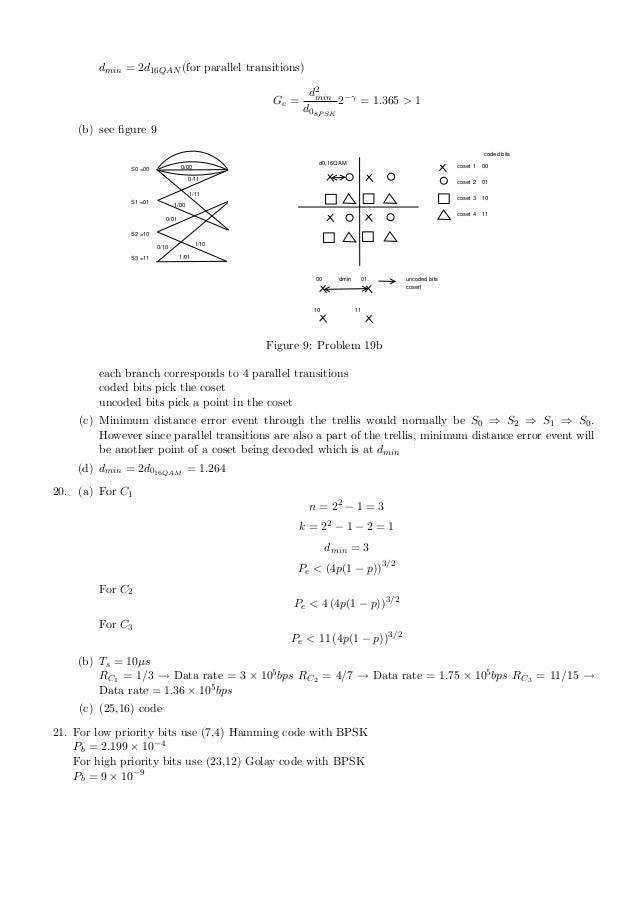 solution manual of goldsmith wireless communication rh slideshare net Wireless Charging Circuit Wireless Access Point Network