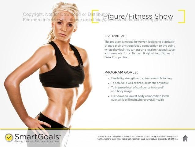 gold s gym personal training presentation