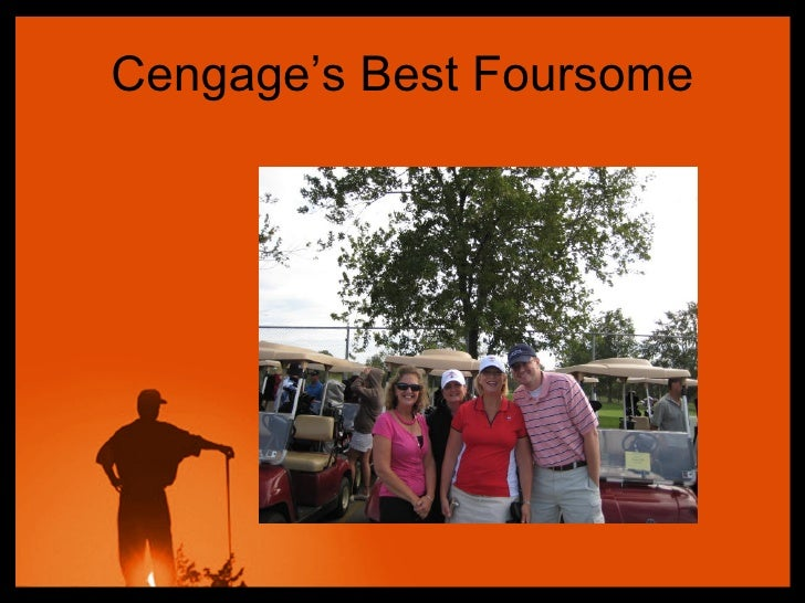 Cengage's Best Foursome