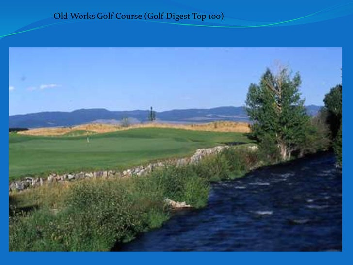 Old Works Golf Course (Golf Digest Top 100)<br />