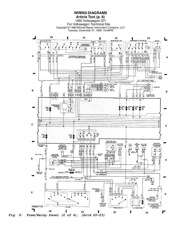 06 Vw Gti Alternator Wiring Schematic   Repair Manual O Vw Gti Alternator Wiring Diagram on