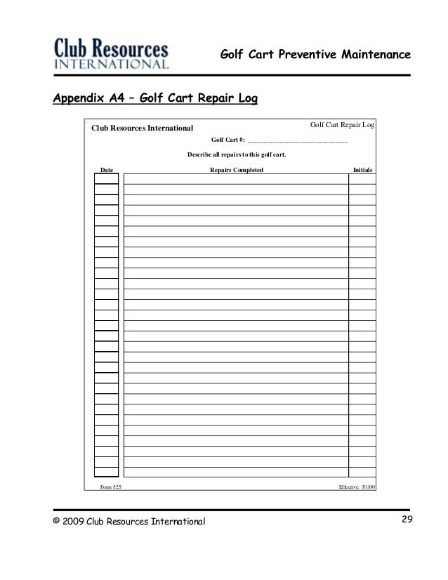 Rental car inspection form template 15