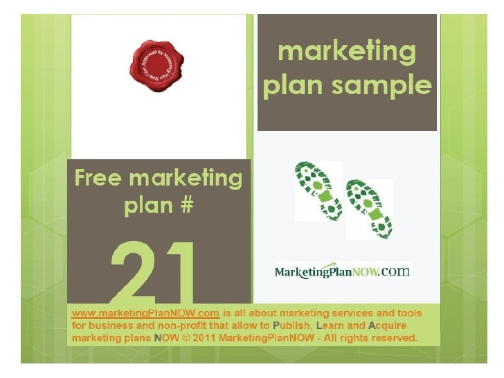 Free Marketing Plan Sample Of A Golf Club Incoming Tourism