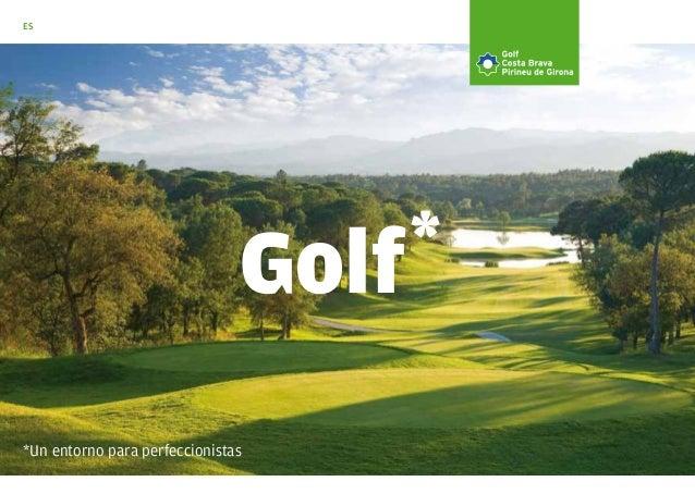 Golf costa brava pirineu de girona turismo - Oficina de turismo girona ...