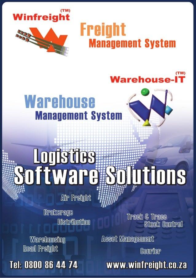 Winfreight Software