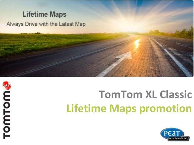 TomTom Golfer and XL LTM Promo