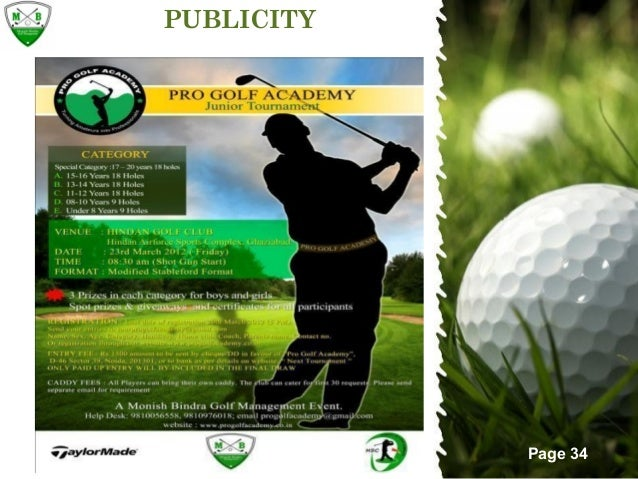 Golf event by mbm publicity powerpoint templates page 34 toneelgroepblik Choice Image