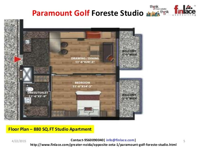 Studio Apartment In Noida paramount golf foreste studio apartments, located at greater noida. o…