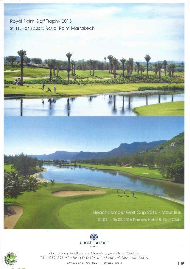 Golf medico oktober 2015 - RPM PAR Slide 2