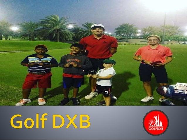 junior golf lessons Slide 1