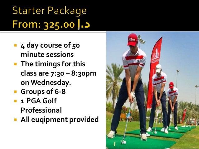 junior golf lessons Slide 3