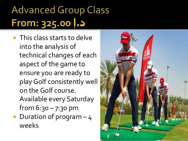 junior golf lessons Slide 5
