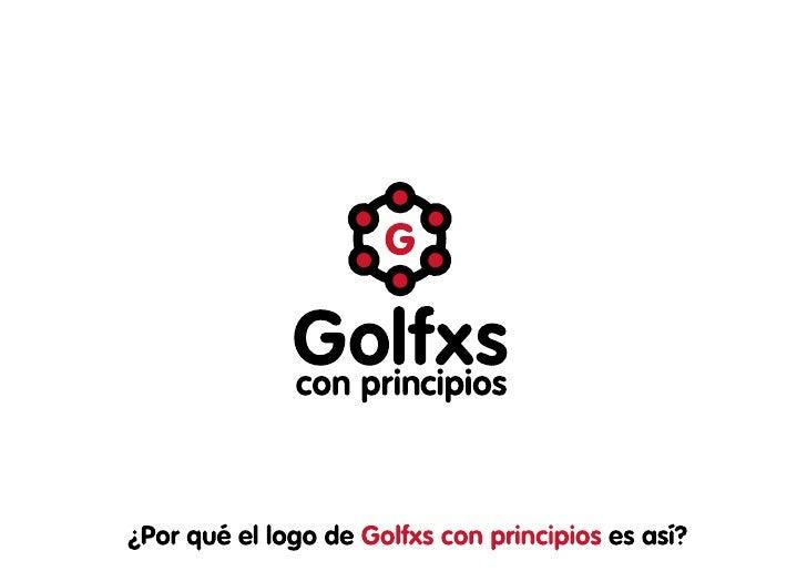 Golfxs con principios