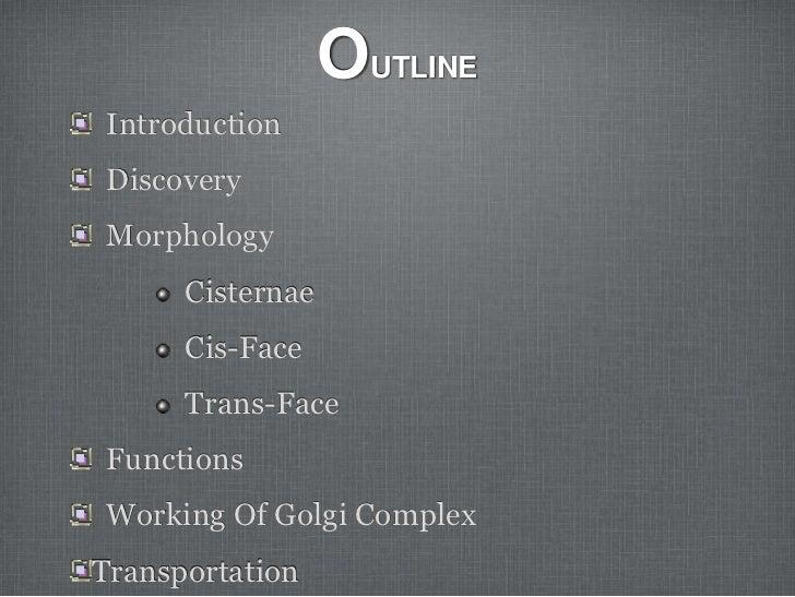 Golgi appratus Slide 2