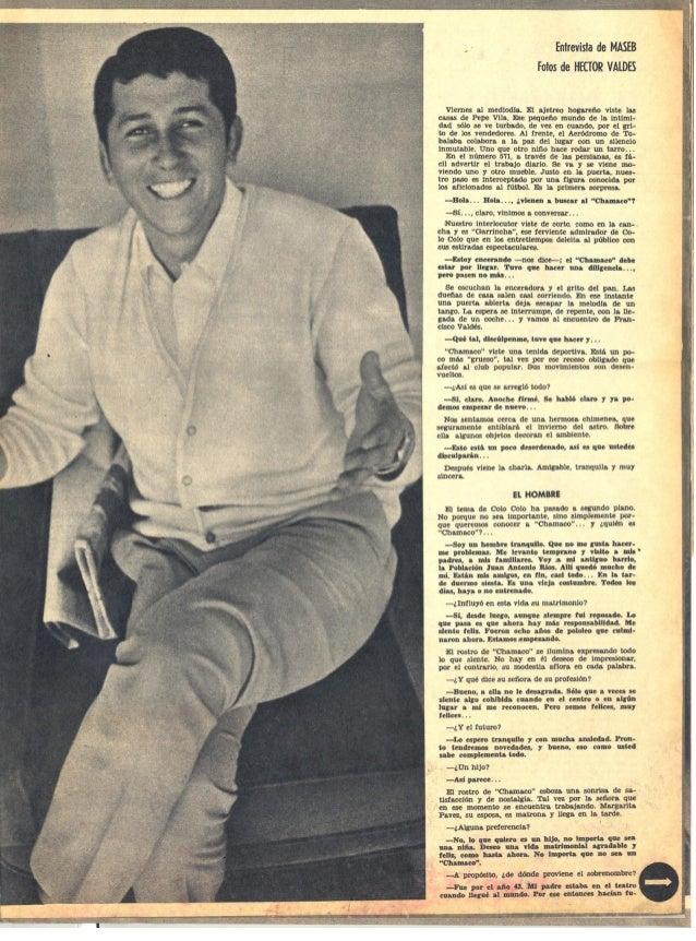 """Revista """"Gol y gol"""""""