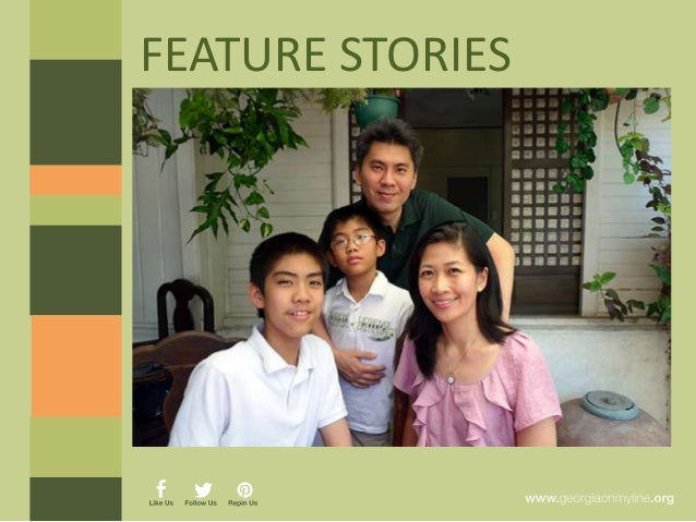FEATURE STORIES