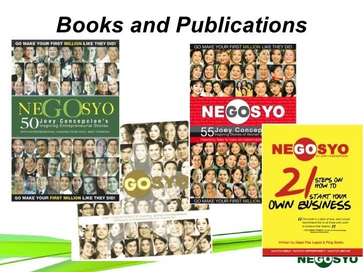Go Negosyo Book