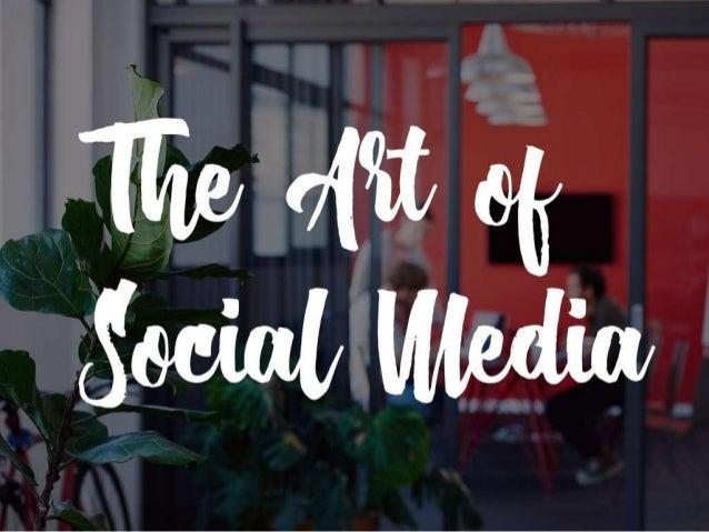 The Art of Social Media - Gone Social SF
