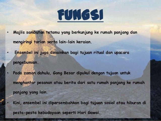 Muzik Kbsm Ting 2 Gong Besar Sarawak