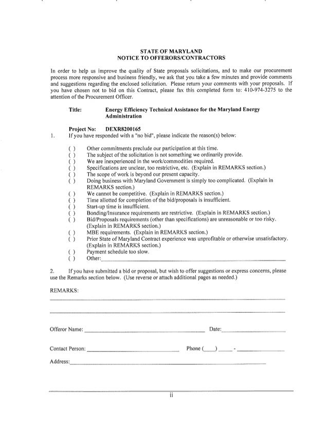Bid no bid decision making proposal cover letter 10 altavistaventures