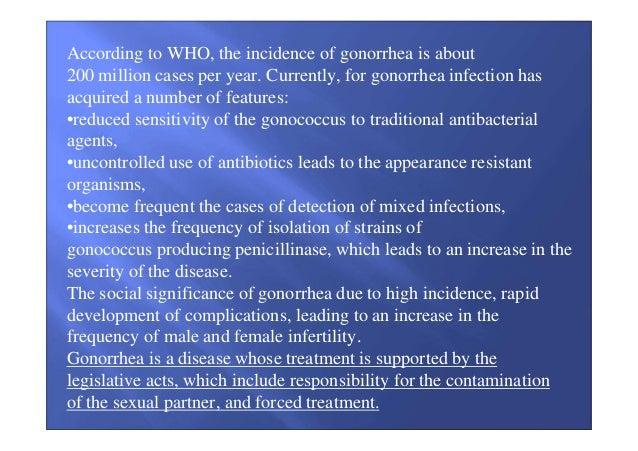 Gonorrhea Slide 3