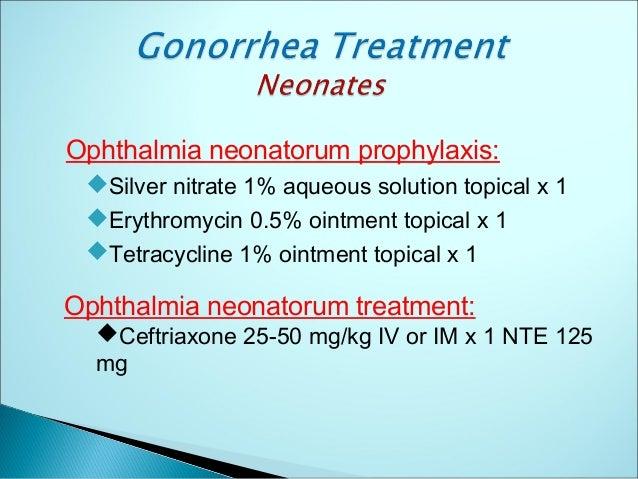 Gonorrhea  Gonorrhea