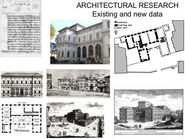 Image result for architectural research