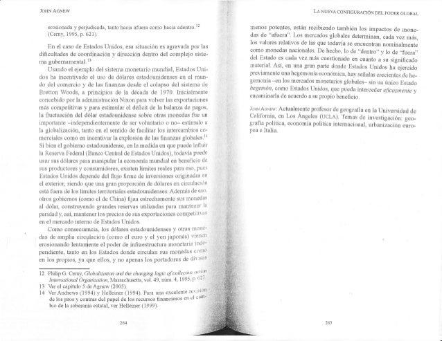 Joux AGNEW erosionada y perjudrcada, tanto hacia afuera cofiIo hacia adentro.12 (Cem1', 1995, p.621). En el caso de Estado...