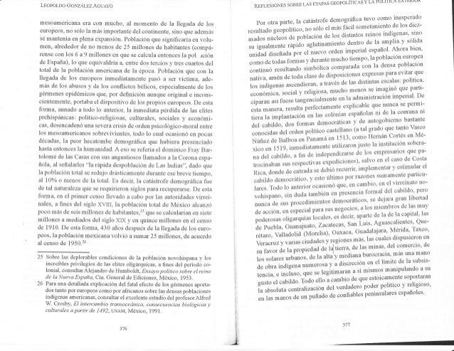 Lpopor-oo GoNzÁr-pz Acueyo mesoamericana era con mucho, al momento de la llegada de los europeos, no sólo la más important...
