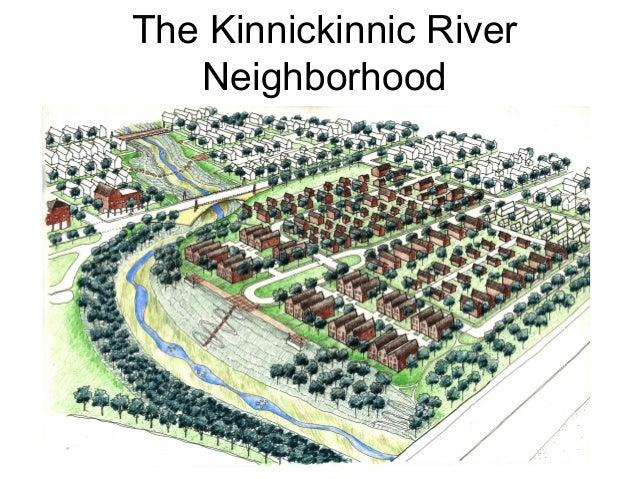 The Kinnickinnic River Neighborhood