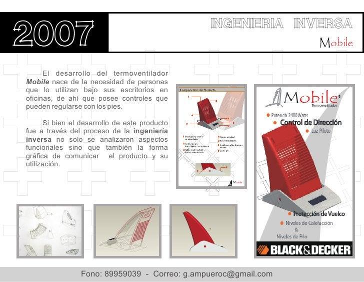 Ingenieria inversa2007                                                             Mobile      El desarrollo del termovent...