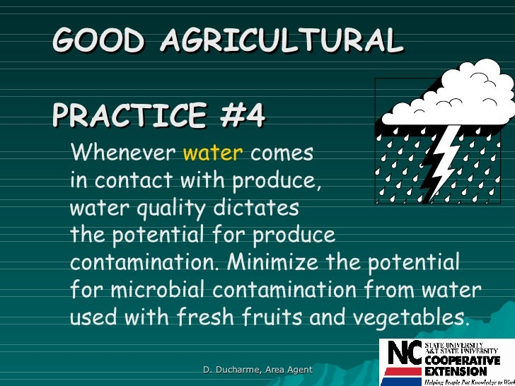 advantages of good agricultural practices This takes into account the diversity in landscape and farming practices throughout the uk  good agricultural and environmental condition  good agricultural.