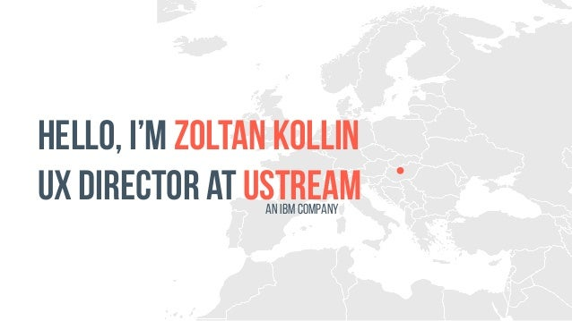 Good design is a myth  - by Zoltan Kollin   UXRiga 2017 Slide 2
