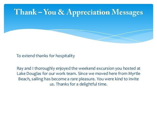 appreciation mail for team work