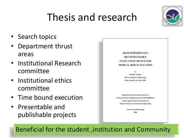 dnb urology thesis topics